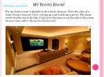 my bonus room