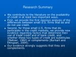 research summary4