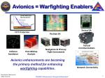 avionics warfighting enablers