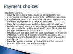 payment choices1