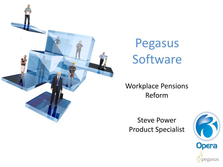 Pegasus software1