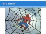 web of trust model