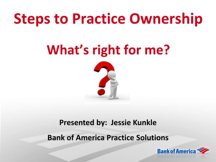 steps to practice ownership what s right for me n.