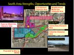 south area strengths opportunities and trends