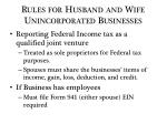 rules for husband and wife unincorporated businesses3