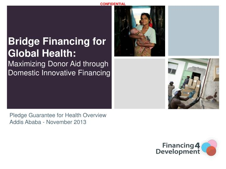 pledge guarantee for health overview addis ababa november 2013 n.