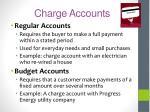 charge accounts1