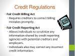 credit regulations2