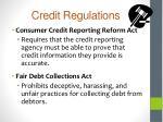 credit regulations3