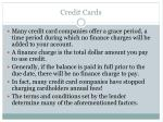 credit cards1