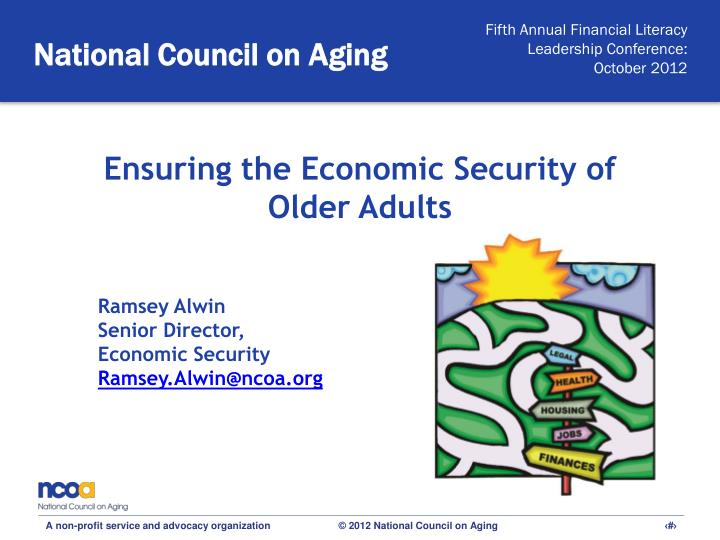 national council on aging n.