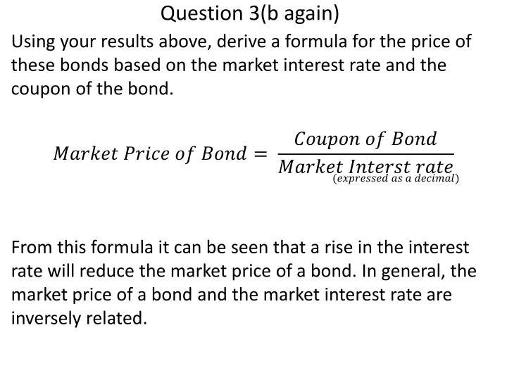 Question 3(b again)