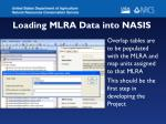 loading mlra data into nasis