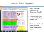 media print requests5