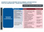 higher ed and economic development opportunities for collaboration cross sector initiatives1
