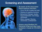 screening and assessment3