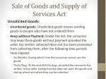 sale of goods and supply of services act2