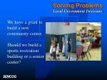 solving problems local government decisions1