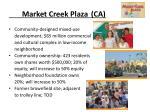 market creek plaza ca