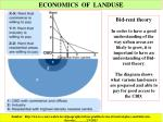 economics of landuse11