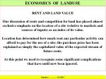 economics of landuse3