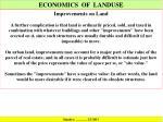 economics of landuse5
