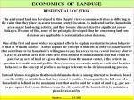 economics of landuse6