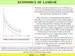 economics of landuse7