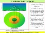 economics of landuse9
