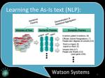 learning the as is text nlp