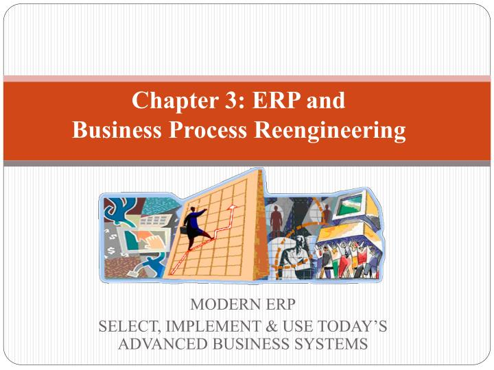 Chapter 3: ERP and