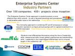 enterprise systems center industry partners