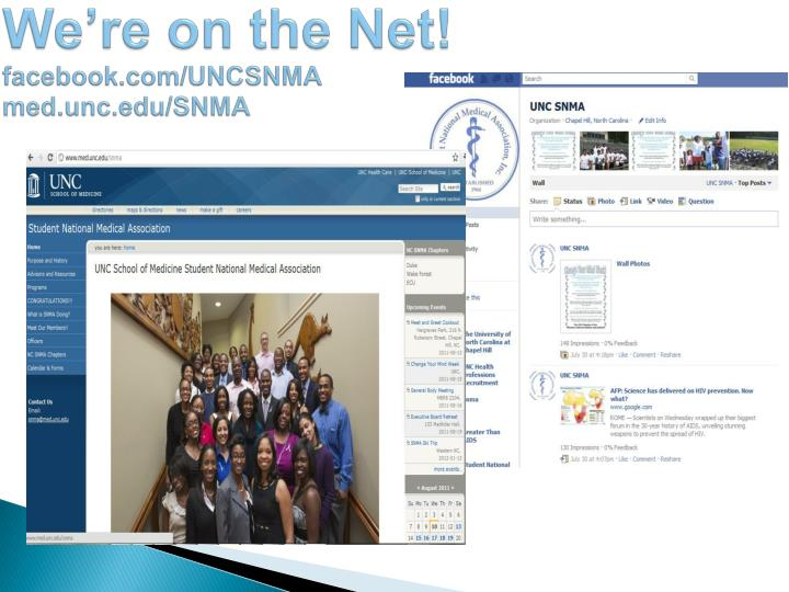 We're on the Net!