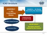 icao structure