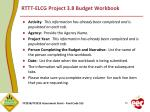 rttt elcg project 3 8 budget workbook1