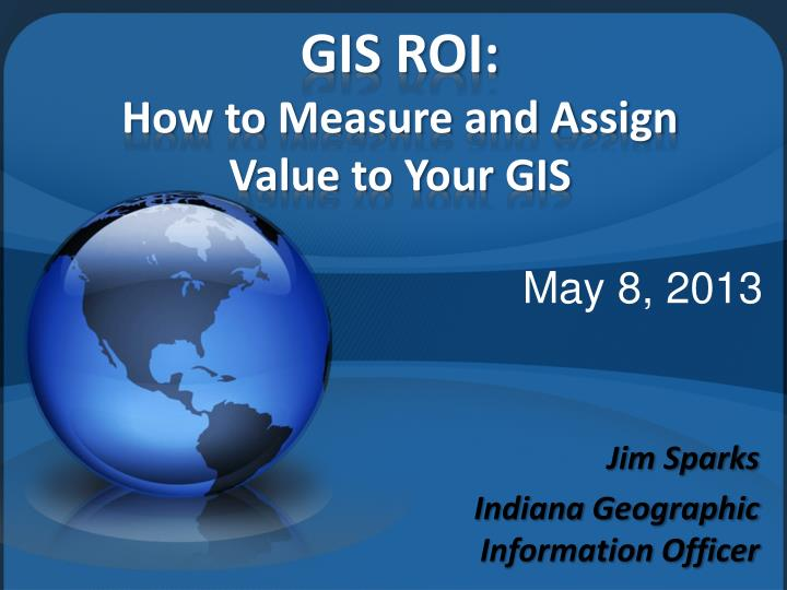 gis roi how to measure and assign value to your gis n.