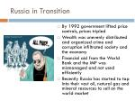 russia in transition1