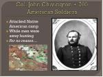 col john chivington 700 american soldiers