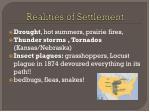 realities of settlement2