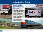 idaho freight study