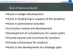 role of advisory board1