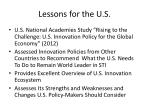 lessons for the u s
