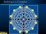 software is complex4