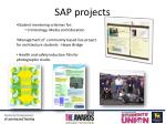 sap projects