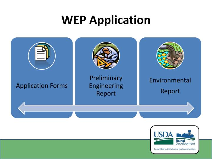 WEP Application