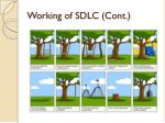 working of sdlc cont