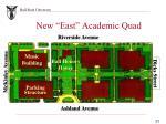 new east academic quad