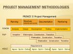 project management methodologies1