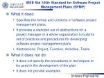 ieee std 1058 standard for software project management plans spmp