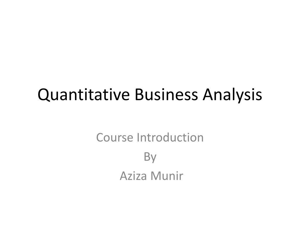 Business analysis debbie paul managing director ppt download.
